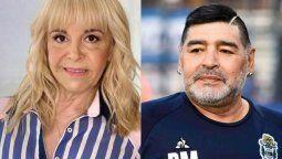 Claudia Villafañe asistirá a la marcha por Diego Maradona