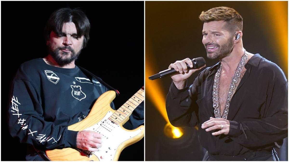 ¡Una rumba! Ricky Martin y Juanes cantarán en los Latin American Music Awards