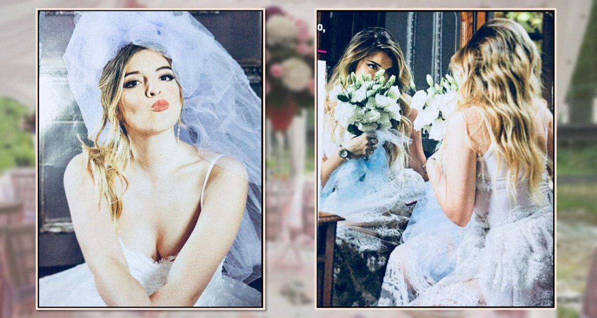 Las medidas de seguridad de las invitaciones al casamiento de Dalma Maradona