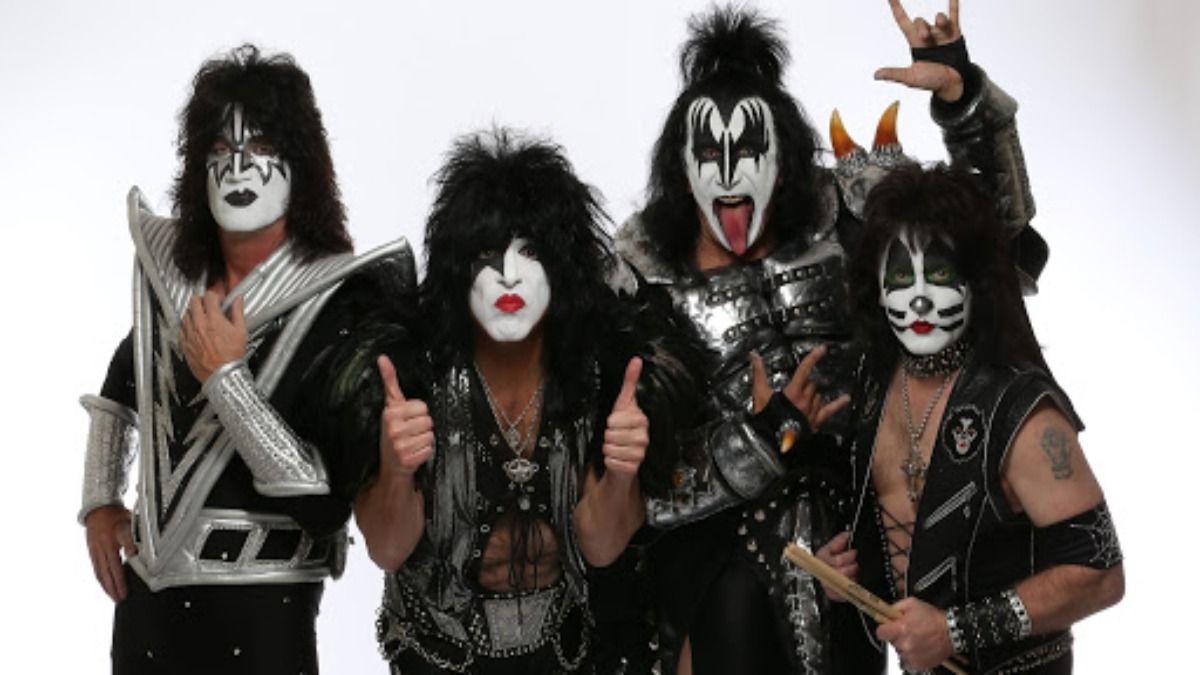Shout It Out Loud es el nombre de la biopic de la banda Kiss que producirá Netflix