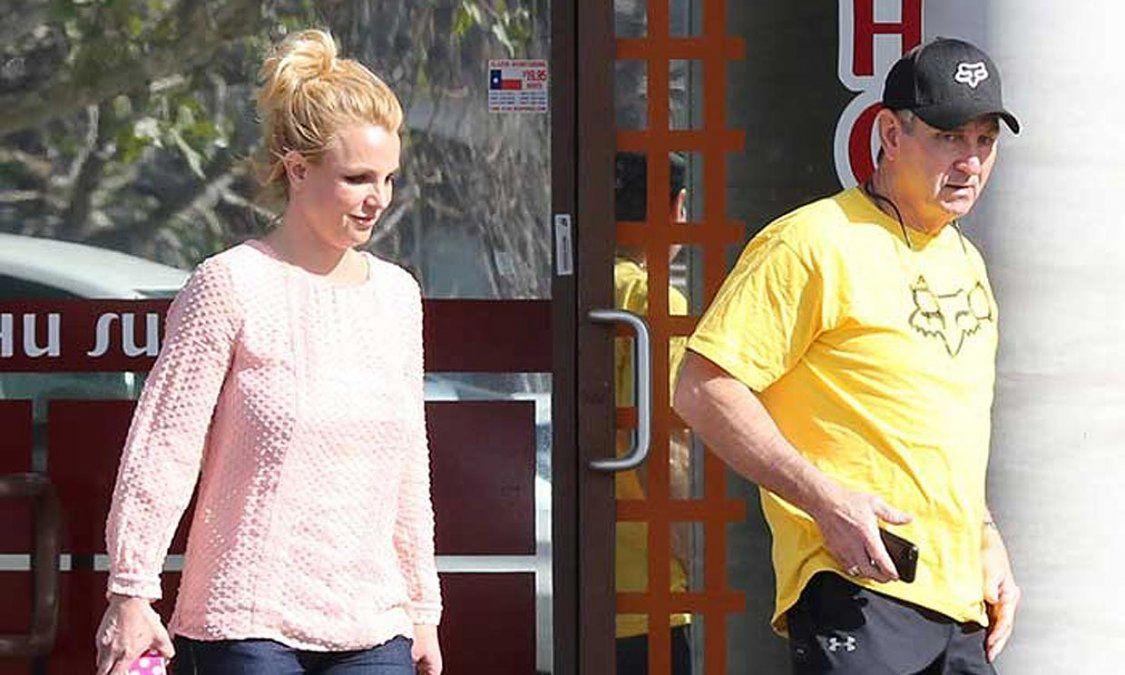 La guerra entre Britney Spears y su papá Jamie Spears por la tutela continúa. Ahora quiere compartirla con alguien que la cantante no lo considera adecuado.