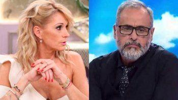 Yanina Latorre volvió a apuntar contra Jorge Rial