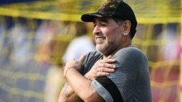 Diego Maradona en su última entrevista: A veces uno se pregunta si la gente me seguirá queriendo