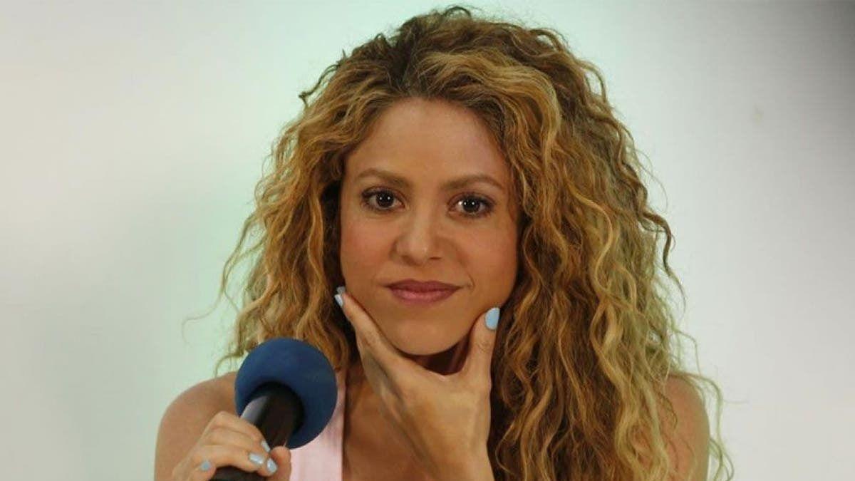 Shakira dedicó un mensaje a sus connacionales