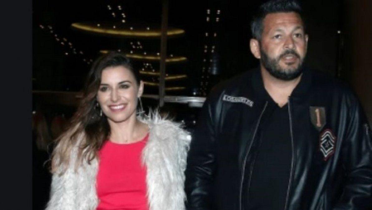 El esposo de Mariana Brey cree que se parece a Hernán Drago