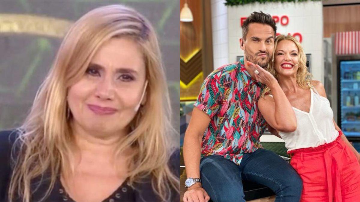Andrea Politti remplazará a Carina Zampini en la conducción de El gran premio de la cocina