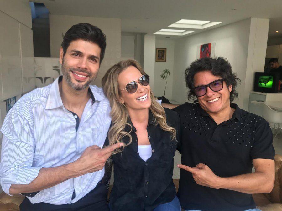Natalia Denegri protagonizará un corto con uno de los galanes de Sin senos sí hay paraíso