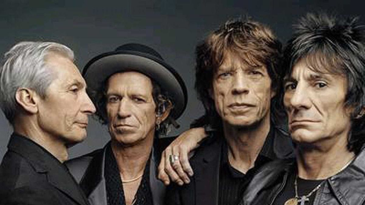 The Rolling Stones lanzaron su nuevo tema a través de las redes sociales