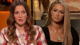 Drew Barrymore reconoce que vivió episodios como los de Paris Hilton