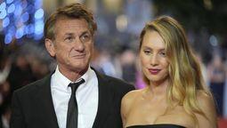 Sean Penn y su hija Dylan caminaron por la alfombra roja de Cannes
