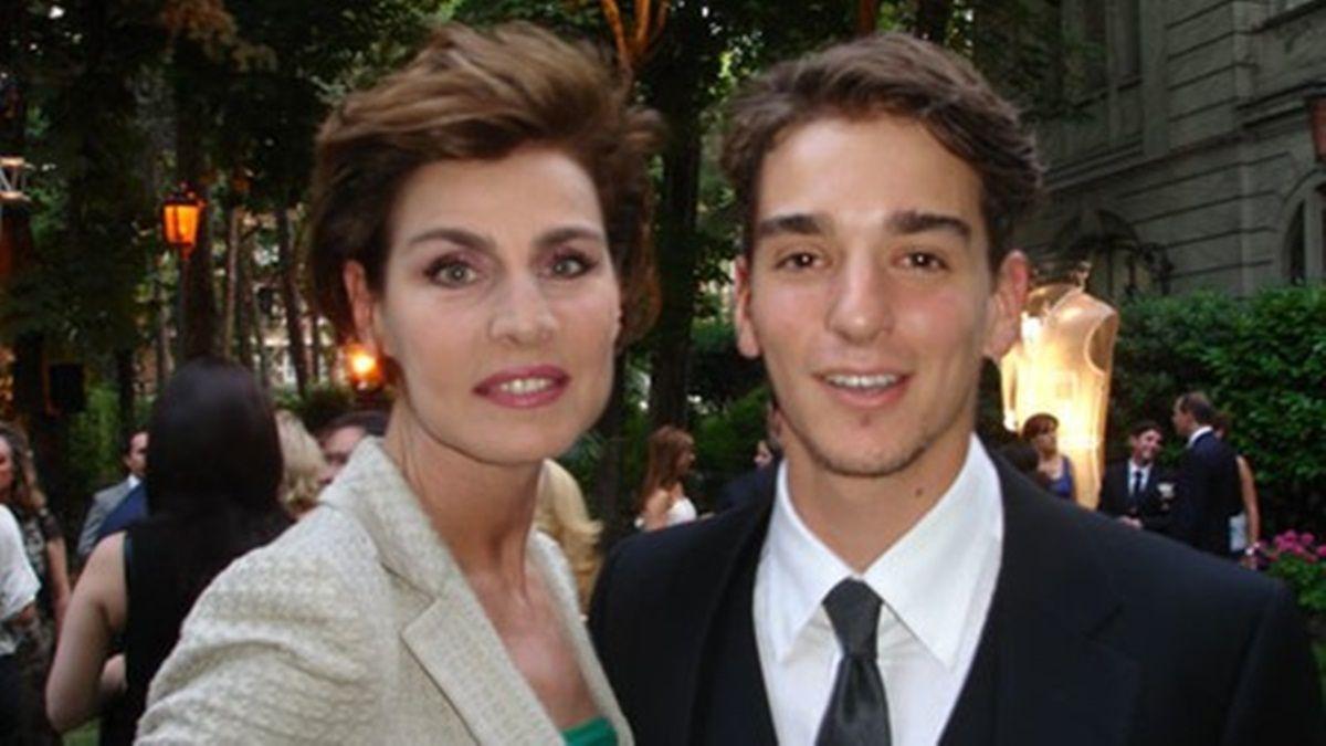 ¡Con las garras! Antonia Dell´Attel defiende con todo a su hijo Clemente Lequio