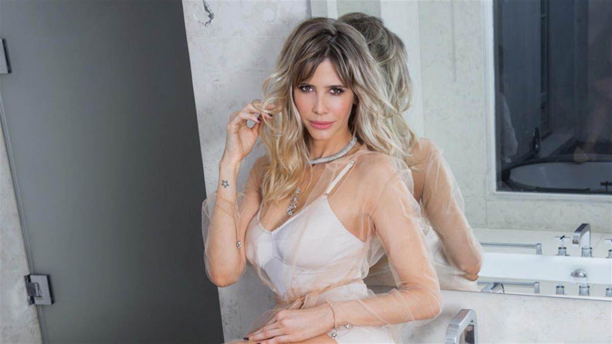 Guillermina Valdés se mostró hot tras su ruptura con Marcelo Tinelli