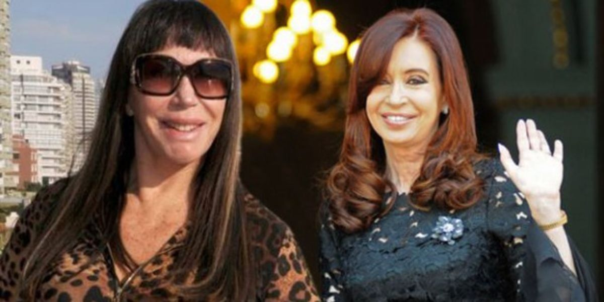 Moria Casán: A Cristina Kirchner la veo como en pausa