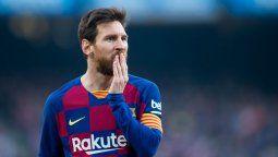¡Alarmante! Messi y la foto que generó todas las preocupaciones