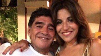 Gianinna Maradona y un mensaje de su perdón para Diego Maradona