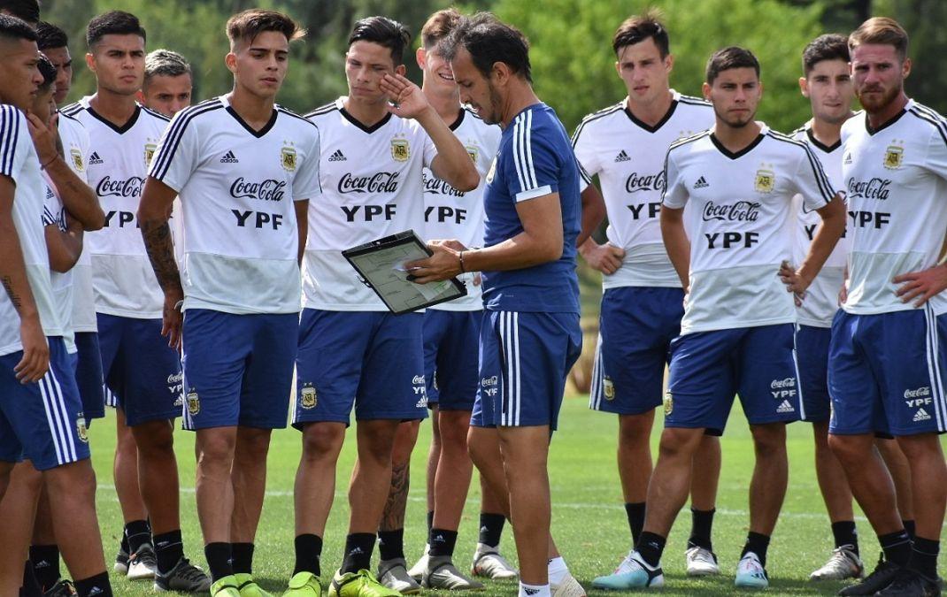 La selección Argentina pudo empatar con España faltando dos minutos para el pitazo final