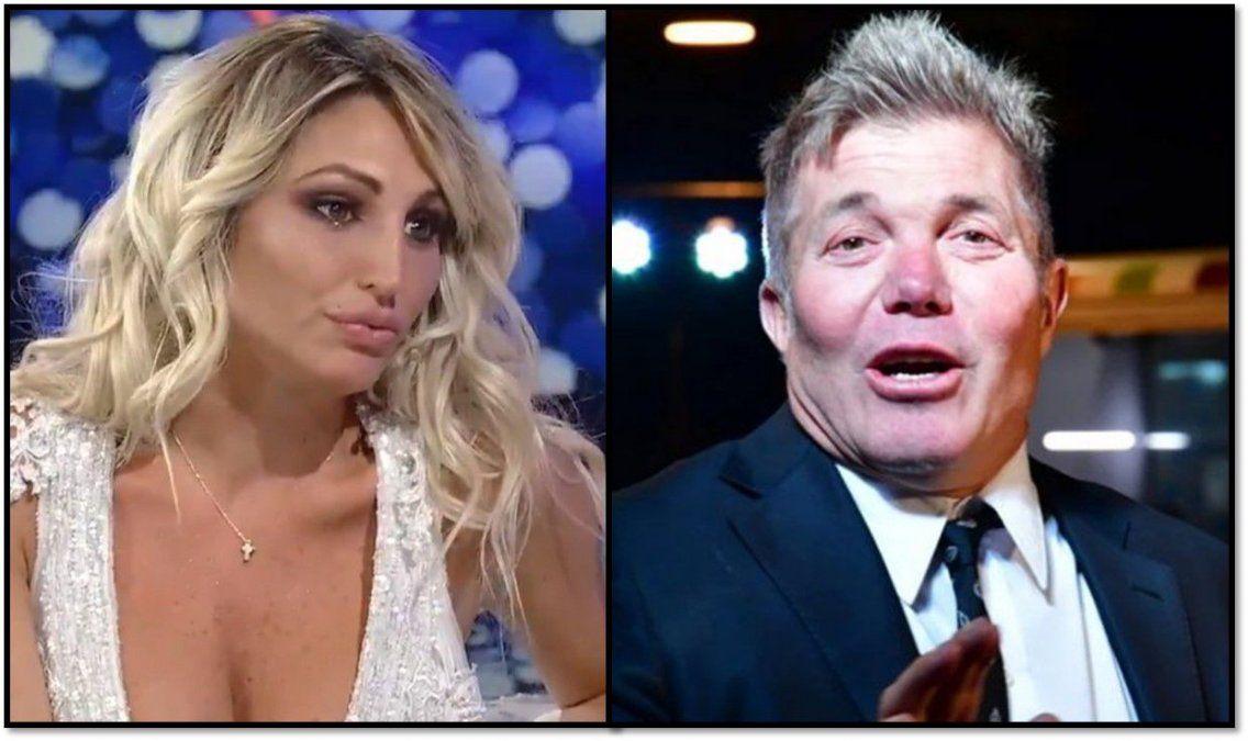 Tremendo cruce en vivo entre Vicky Xipolitakis y Fernando Burlando: llanto, gritos y reclamos