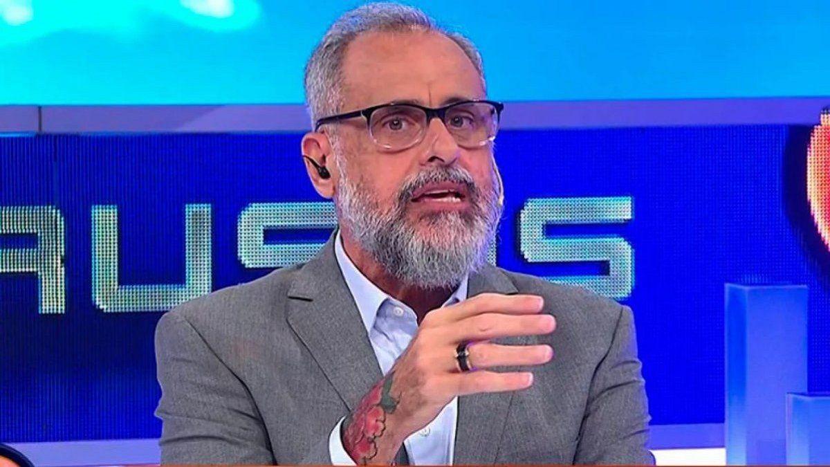 Jorge Rial en contra de Juana Viale