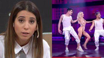 Cinthia Fernández criticó el trasero de Luli Salazar