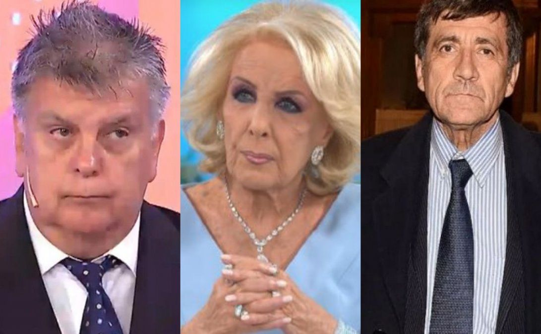 Luis Ventura aseguró que Mirtha Legrand no se la llevaba bien con Marcos Gastaldi