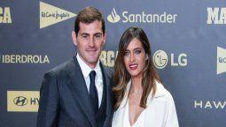 ¡La emoción de Iker Casillas! El ex jugador presentó su documental
