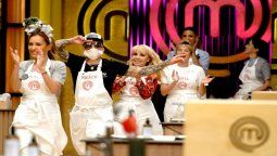 La semifinal de Masterchef Celebrity Argentina se inició este lunes