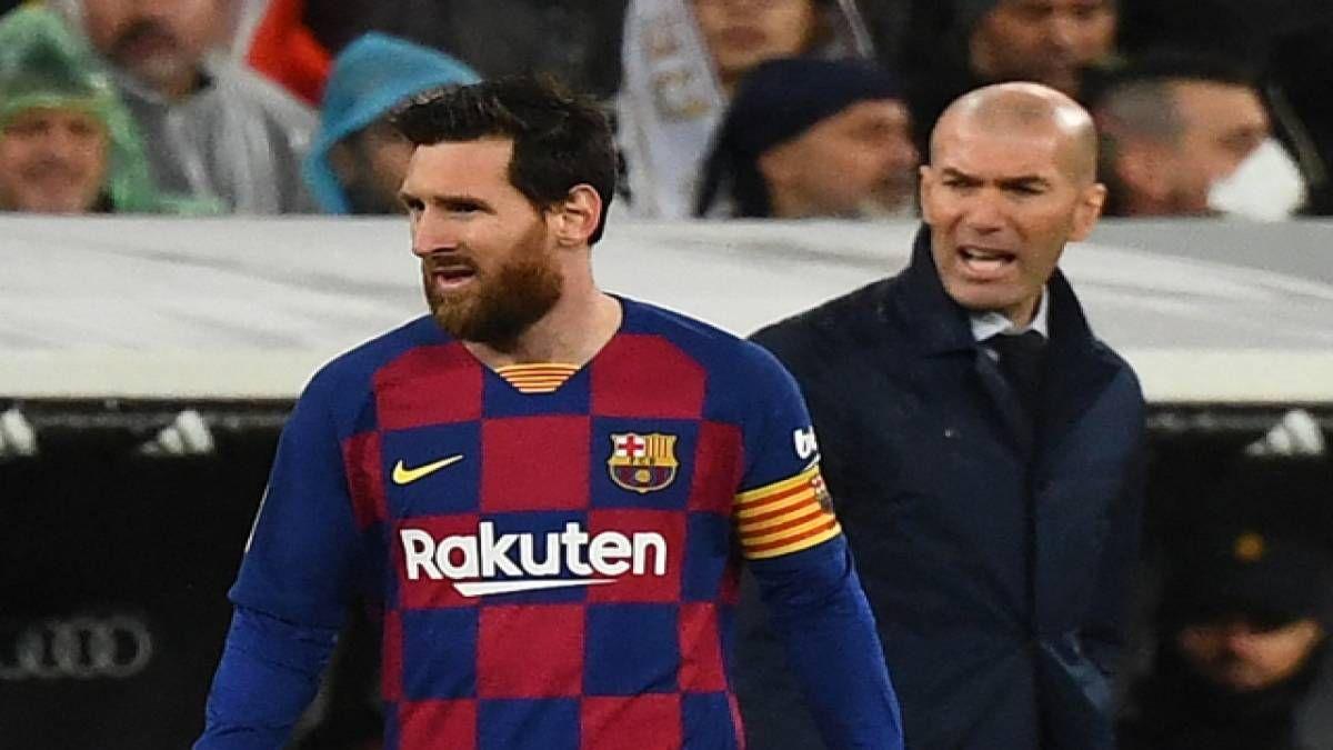 ¡Inesperado! Lionel Messi y lo que dijo Zinedine Zidane sobre él