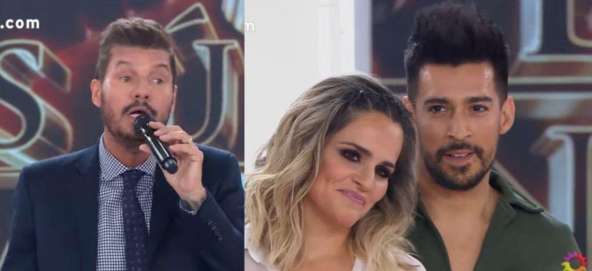 Escándalo en Showmatch: Marcelo Tinelli le bajó un punto a una pareja por el tema elegido para el baile