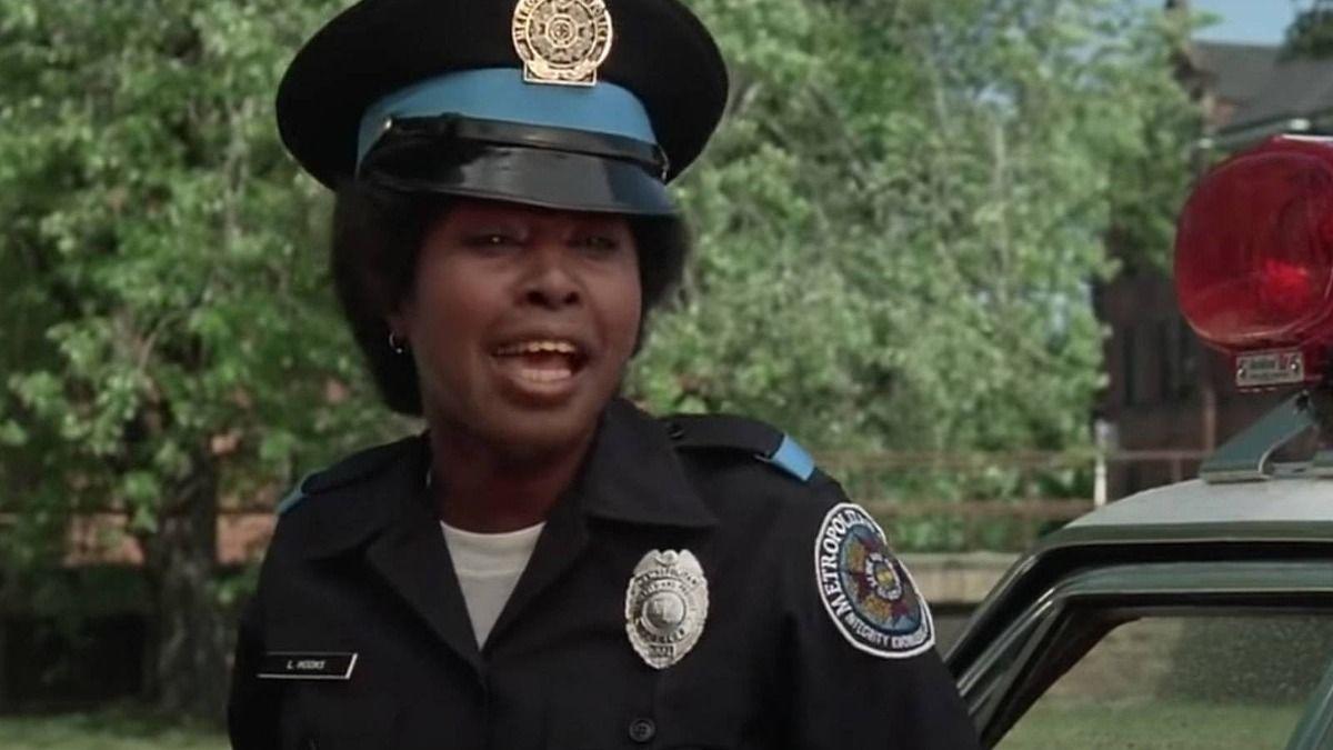 La actriz Marion Ransey conocida como la sargento Hooks falleció a los 73 años