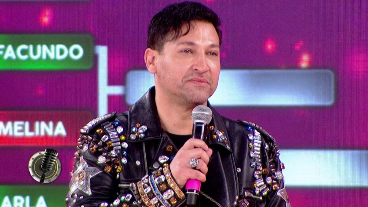 Pablo Ruiz renunció al Cantando 2020 tras el descargo de Nacha Guevara