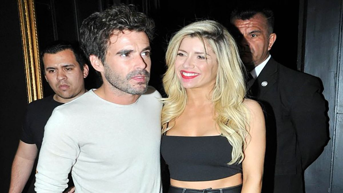 Nicolás Cabré y Laurita Fernández se separaron en plena cuarentena