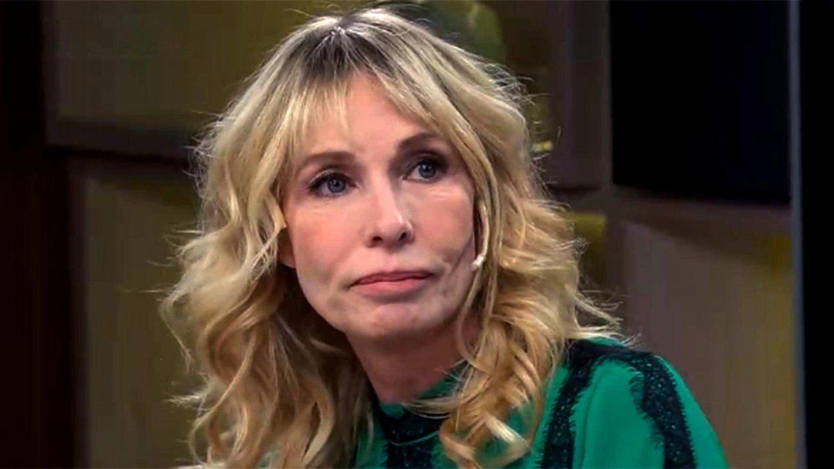 Gloria Carrá habló del abuso que sufrió