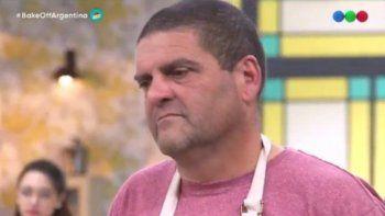 Bake Off: Gabriel fue el primer eliminado