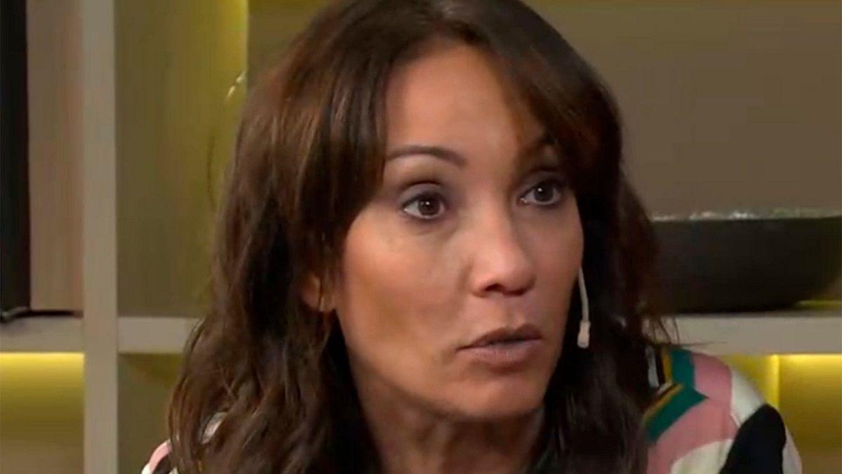 Ernestina Pais y su fuerte cruce con Fabián Doman