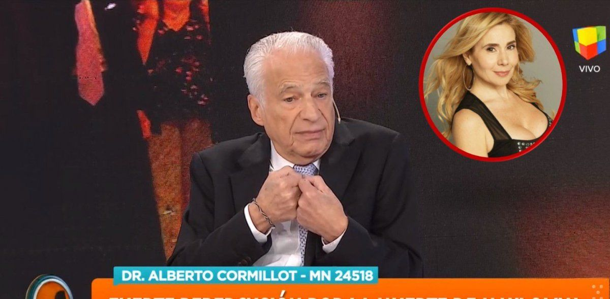 Polémico, el Dr. Cormillot habló de los conductores de Cuestión de Peso y liquidó a Politti: Le costaba ceder el lugar a los profesionales
