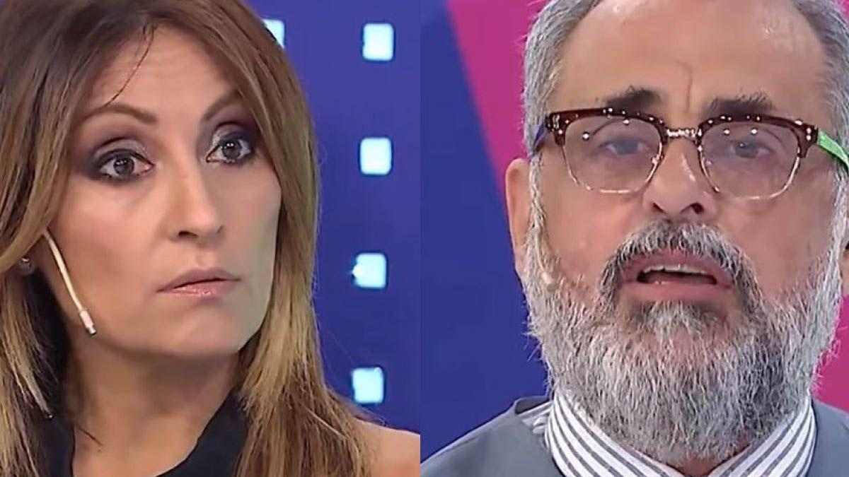 Marcela Tauro confesó qué sintió en plena pelea con Jorge Rial