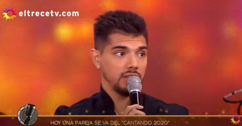 Me lloró... Tyago Griffo volvió a hablar de Gladys La Bomba Tucumana en el Cantando