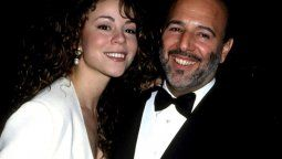 ¡Con altura! Tommy Mottola le responde a Mariah Carey