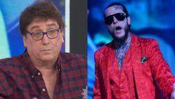 No me importa nada: Oscar Mediavilla reveló los comentarios que le hace el representante de Alex Caniggia