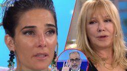 Juanita Viale y Solita Silveyra se rieron de Jorge Rial. ¿Bien hecho?