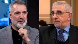 Pablo Duggan le respondió a Ricardo Canaletti: Simplemente leí el expediente