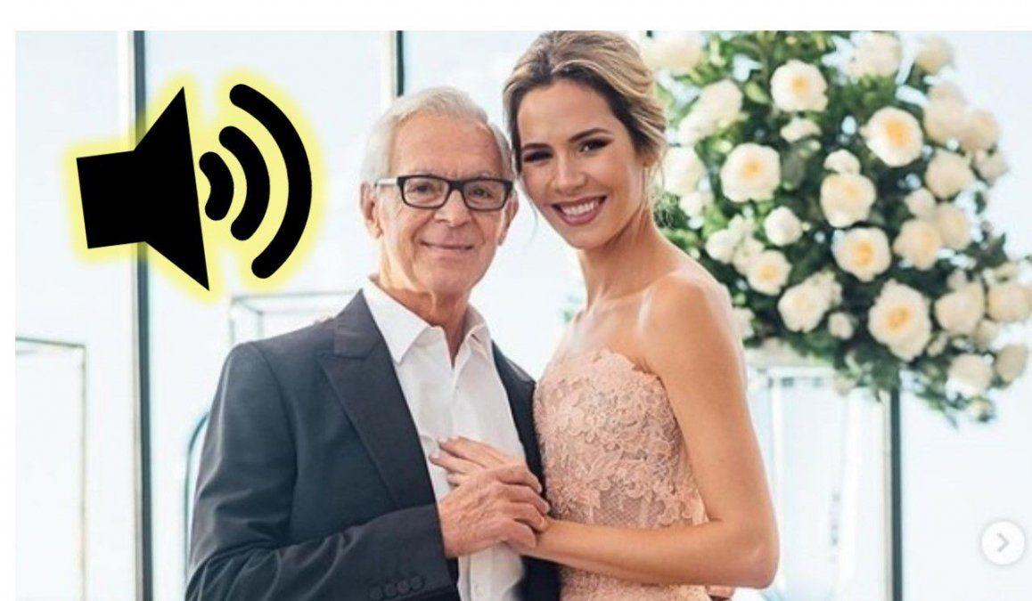 La hija de la ex pareja de Elina Fernandez de Costantini dijo que ella tuvo que ver en la muerte de su padre