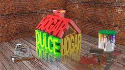 Logo de Hogar Dulce Hogar, de eltrece