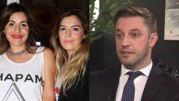 Matías Morla denunció a Dalma y Gianinna Maradona