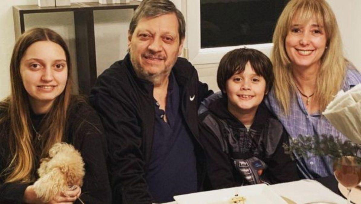 Marisa Brel y Carlos Evaristo se separaron tras 27 años de relación