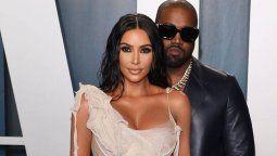 Kim Kardashian, conmocionada por las revelaciones de Kanye West en su lanzamiento presidencial