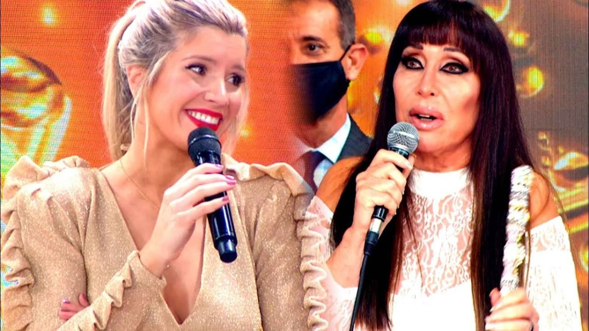 La presidenta del jurado Moria Casán se enfrentó a Laurita Fernández porque esta la apuró