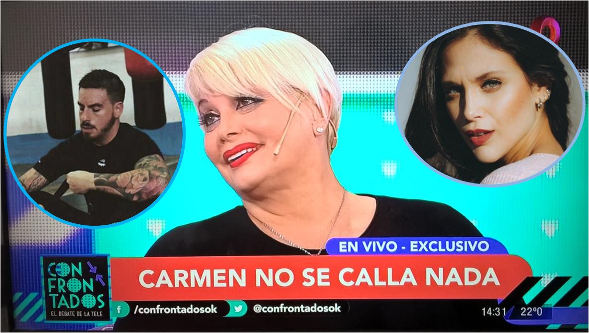 Carmen Barbieri: Barbie fue lo peor que le pasó a mi hijo