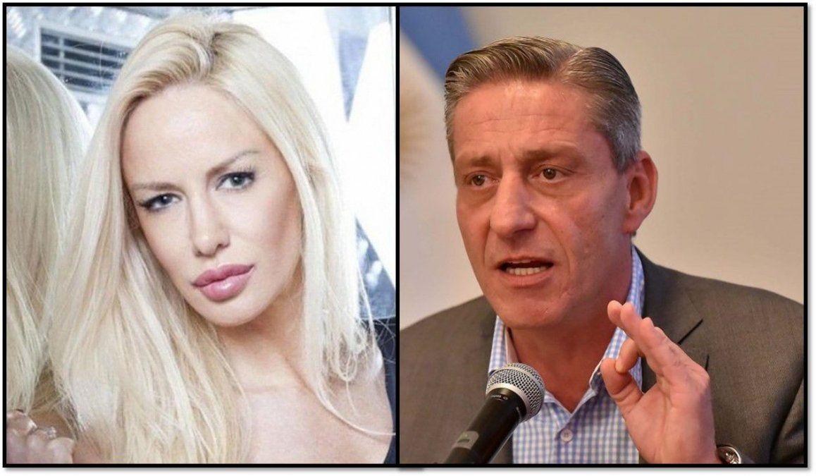 Por un revelador detalle, Mariano Arcioni podría ser el político que Luciana Salazar oculta