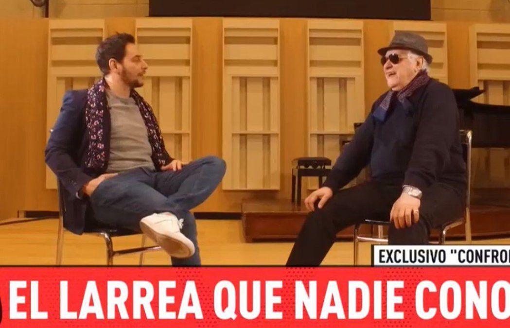La historia secreta de Seis para triunfar: Héctor Larrea contó cómo casi se va del programa éxito